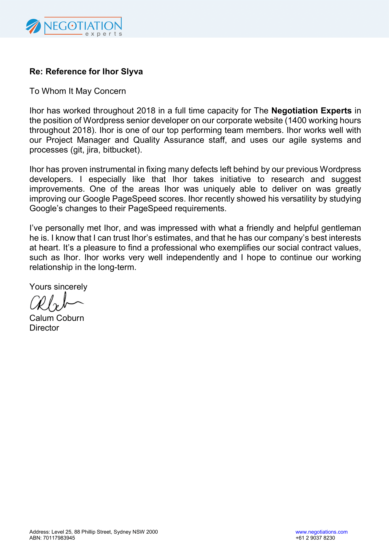 negotiation-experts-2018-recommendation-letter